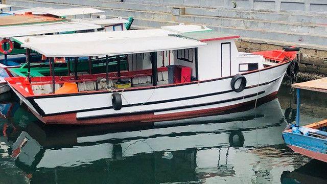 Barco 13,5mts / Passeio-Pesca-Turismo - Foto 2