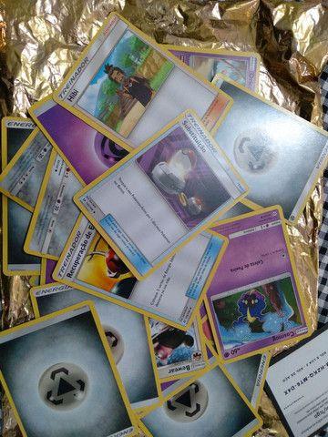 Cartinhas pokemon go 59 cartinhas - Foto 2