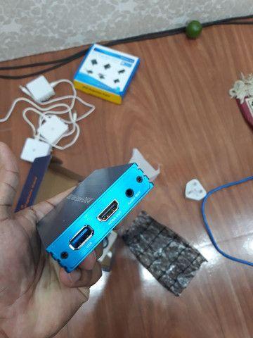 Placa de captura de Video USB HDMI 4k - Foto 5