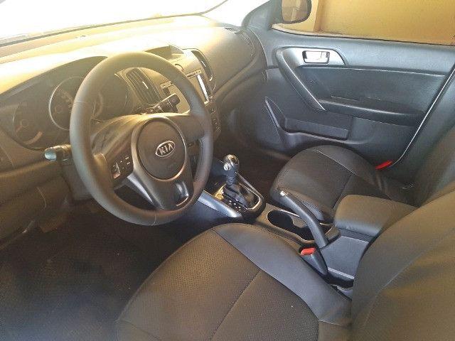 Kia Cerato EX3 1.6 Aut Completo Com Couro e IPVA 2021  pago!!! - Foto 10