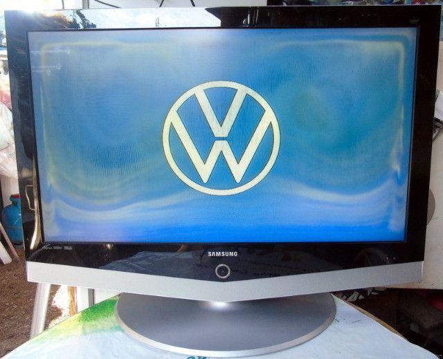 Samsung Tv Lcd 40 Polegadas com Mancha Na Tela - Foto 5
