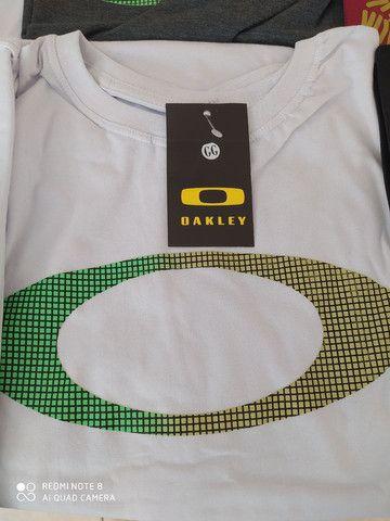 Camisetas Multimarcas kit com 5 - Foto 3