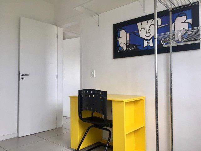Boulevard das Palmeiras - 3 dormitórios com suíte semi mobiliado, vaga coberta - Foto 13