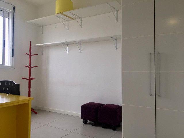 Boulevard das Palmeiras - 3 dormitórios com suíte semi mobiliado, vaga coberta - Foto 12