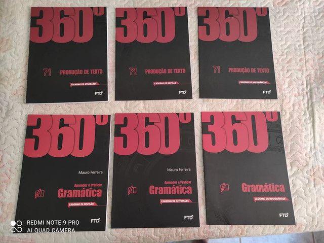 Coleção de Livros 360 FTD, do 1° ao 3° ano do ensino médio  - Foto 6
