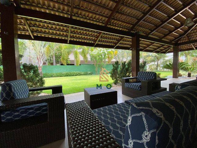 Casa com 4 dormitórios à venda, 650 m² por R$ 4.500.000 - Porto das Dunas - Fortaleza/CE - Foto 11