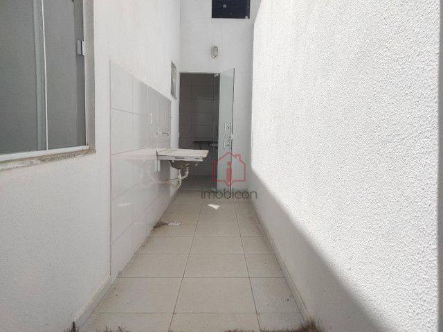 Casa com 3 dormitórios para alugar, 73 m² por R$ 750,00/mês - Lot. Cidade Serrinha - Vitór - Foto 9