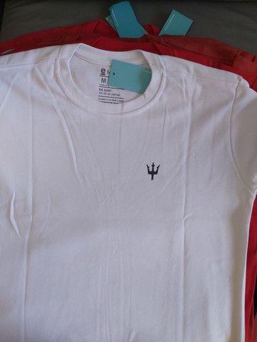 Camisas básicas Multimarcas de ótima qualidade  - Foto 4