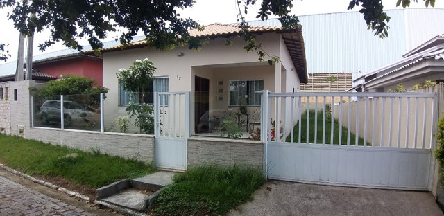 Casa cond. solar dos cantarinos 03 quartos, espaço para construir piscina e churrasqueira - Foto 16