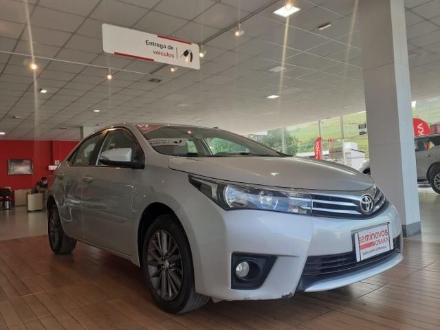 Toyota Corolla 2.0 XEI 16V FLEX 4P AUTOMATICO - Foto 2