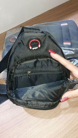Crossbody bag, bolsa com uma alça  - Foto 3