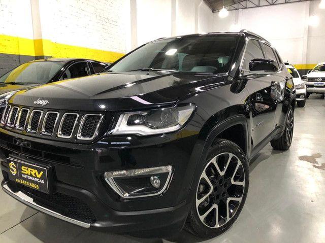 Jeep compass limited top linha nova  - Foto 4