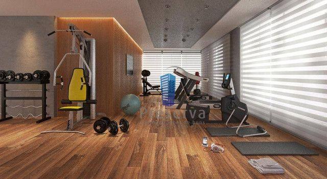 ENTREGA PARA 2024. Apartamento diferenciado, com amplo terraço e único no andar, no Centro - Foto 8
