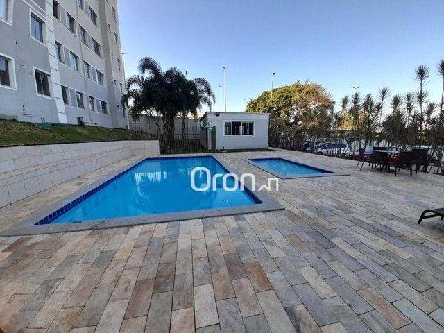 Apartamento com 2 dormitórios à venda, 50 m² por R$ 235.000,00 - Jardim da Luz - Goiânia/G - Foto 7