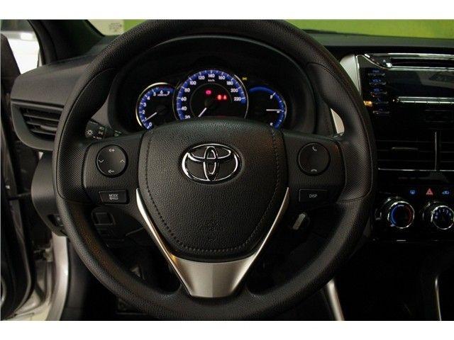 Toyota Yaris 2019 1.3 16v flex xl manual - Foto 3