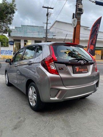 Honda Fit 1.4 LX CVT Automatico 2015 EXTRA !!! - Foto 4