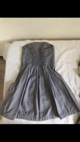 Vestido tomara que caia lilás  - Foto 2