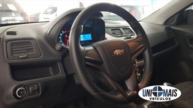 Chevrolet Cobalt 1.4 LT flex manual, co prata, muito novo! - Foto 14