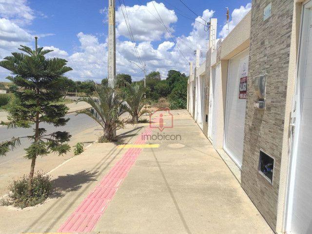 Casa com 3 dormitórios para alugar, 73 m² por R$ 750,00/mês - Lot. Cidade Serrinha - Vitór - Foto 16