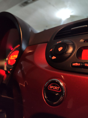 Fiat 500 1.4 8v Cult C/ Teto - Foto 4