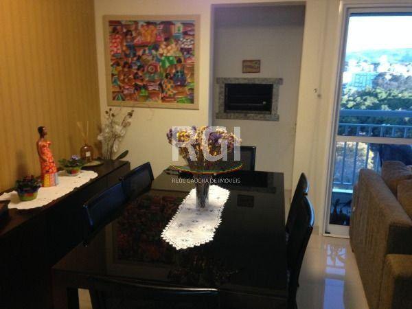 Apartamento à venda com 3 dormitórios em Jardim lindóia, Porto alegre cod:NK19206 - Foto 5