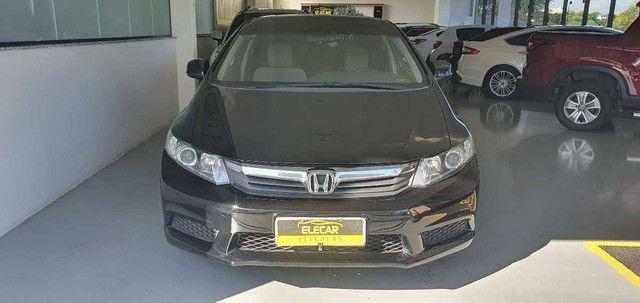 CIVIC 2012/2012 1.8 LXS 16V FLEX 4P AUTOMÁTICO - Foto 2