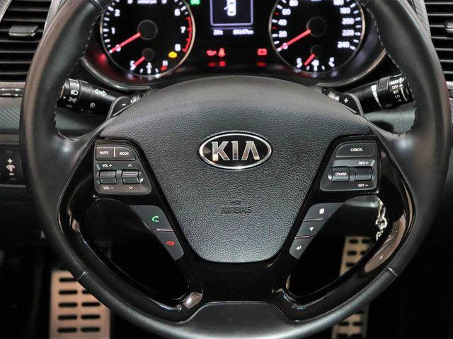 Kia Cerato 1.6 FLEX SX AUTOMATICO - Foto 11