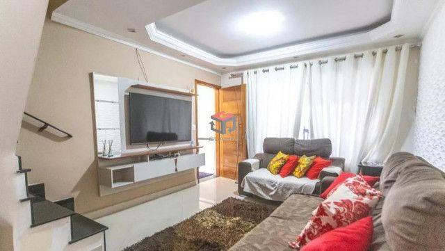 Sobrado para locação, 4 quartos, 2 vagas - Assunção - São Bernardo do Campo / SP