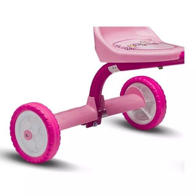 Triciclo Infantil You Girl Rosa - Nathor - Foto 5