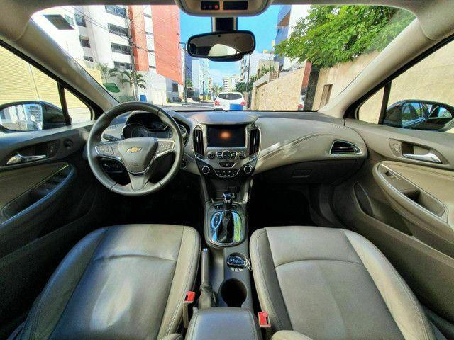 Chevrolet cruze ltz 1.4 turbo 2017 IPVA pago - Foto 3