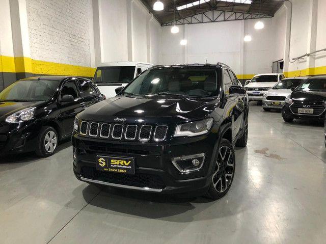 Jeep compass limited top linha nova  - Foto 2