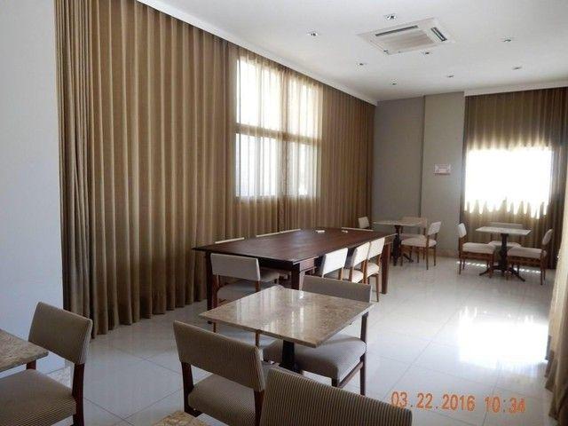 Vendo 2 quartos 1 suite colina a decorado com 3 vagas soltas andar alto nascente patamares - Foto 5