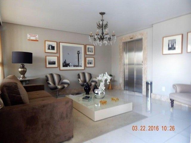 Vendo 2 quartos 1 suite colina a decorado com 3 vagas soltas andar alto nascente patamares - Foto 2