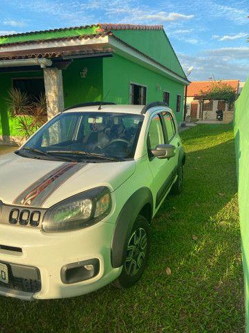 Uno Way 1.4 flex  aut única dona - Foto 2