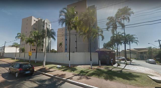 Apartamento 2 Quartos com vaga de garagem em Areal Águas Claras