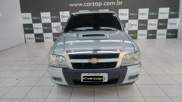 CHEVROLET S10 2010/2011 2.4 ADVANTAGE 4X2 CD 8V FLEX 4P MANUAL