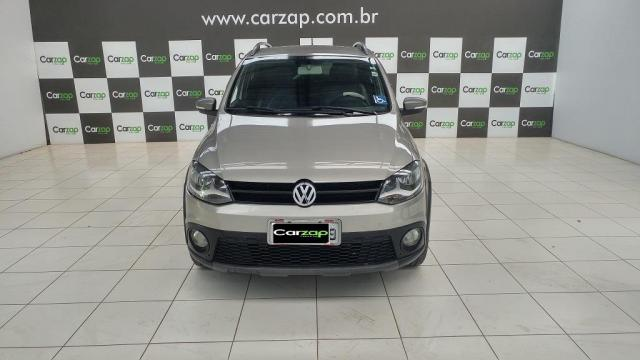 VOLKSWAGEN CROSSFOX 2011/2012 1.6 MI FLEX 8V 4P MANUAL