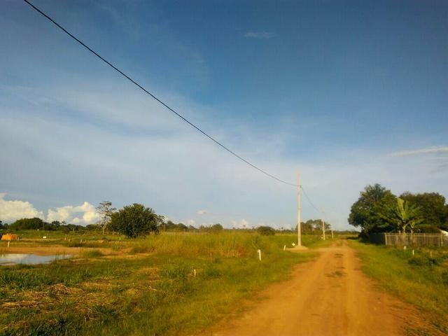 Terreno no vila acre ,ramal do canil