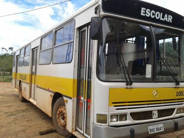 Ônibus Mercedes-Benz ano 95