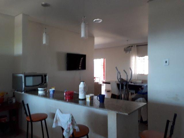 (Baixei pra vender mesmo)casa 4 qts,send 1 suit,lote 500m², cha 86 cond-fec em Árniqueiras - Foto 14