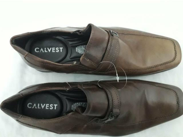 82a001780 Sapato social de couro novo 39 - Roupas e calçados - São Cristóvão ...