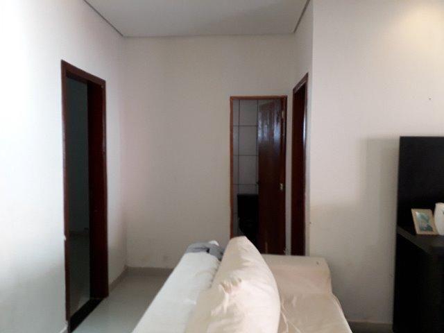 (Baixei pra vender mesmo)casa 4 qts,send 1 suit,lote 500m², cha 86 cond-fec em Árniqueiras - Foto 9