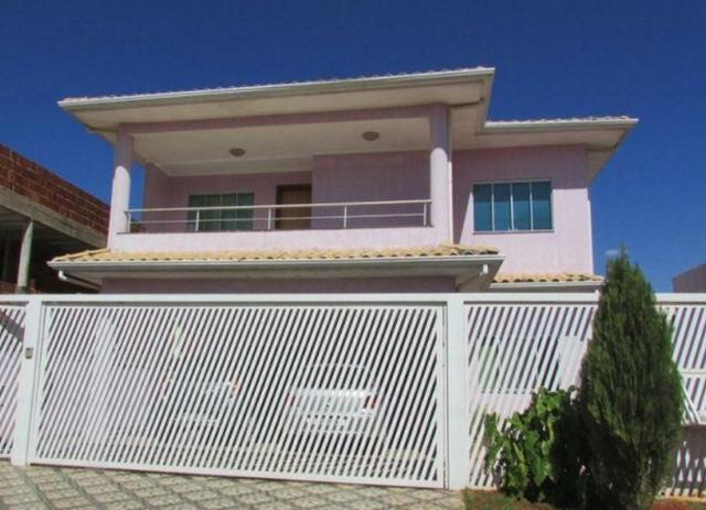 Samuel Pereira oferece: Casa Moderna Jardim Europa II 3 Suites Churrasqueira Piscina