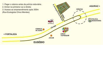 Casa com 3 dormitórios à venda, 150 m² por R$ 400.000 - Jacunda - Aquiraz/CE - Foto 16
