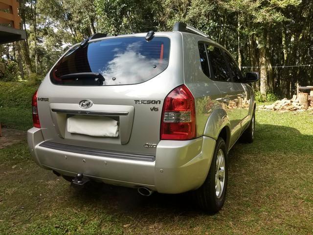 Hyundai Tucson 2.7 mpfi gls 24v 180cv 4wd gasolina 4p automático - Foto 2
