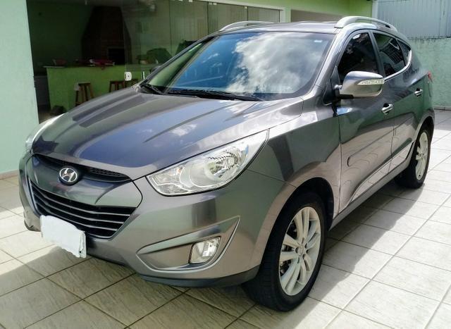 Hyundai IX35 2.0 Flex Automático 2015