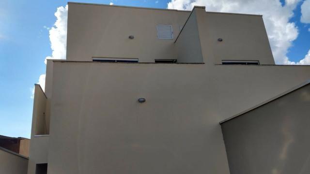 Vendo lindo duplex Novo com 3 quartos e com 2 suítes e acabamento diferenciado - Foto 5