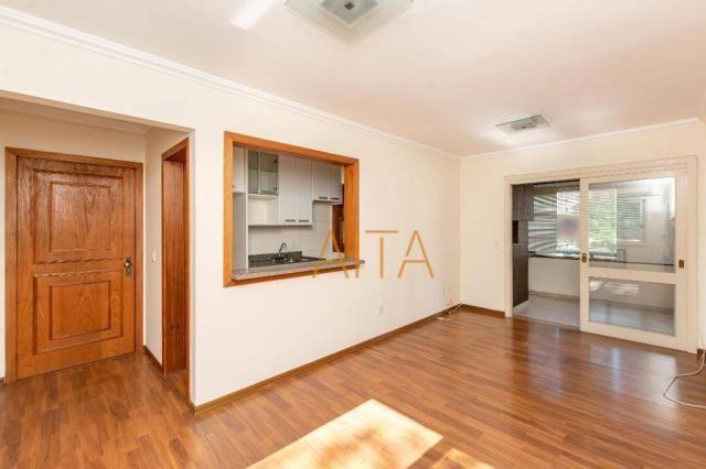 Apartamento com 2 dormitórios para alugar, 68 m² por R$ 2.200,00/mês - Bela Vista - Porto  - Foto 3