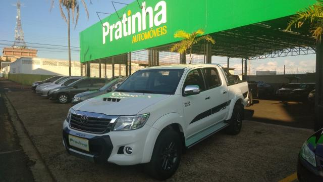 Toyota Hilux SRV D4D Limited 3.0 Branco
