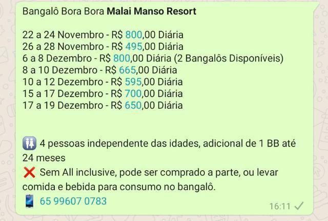 Malai manso resort cotista - Foto 8